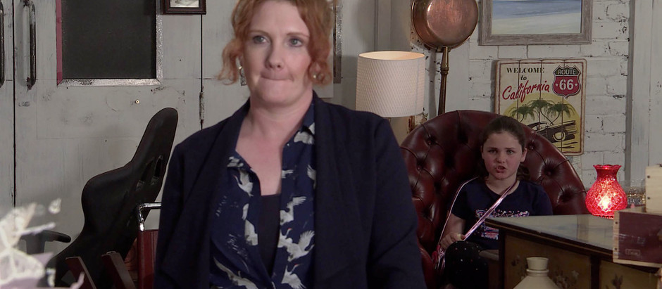 Hope struggles as Fiz and Tyrone argue in Corrie
