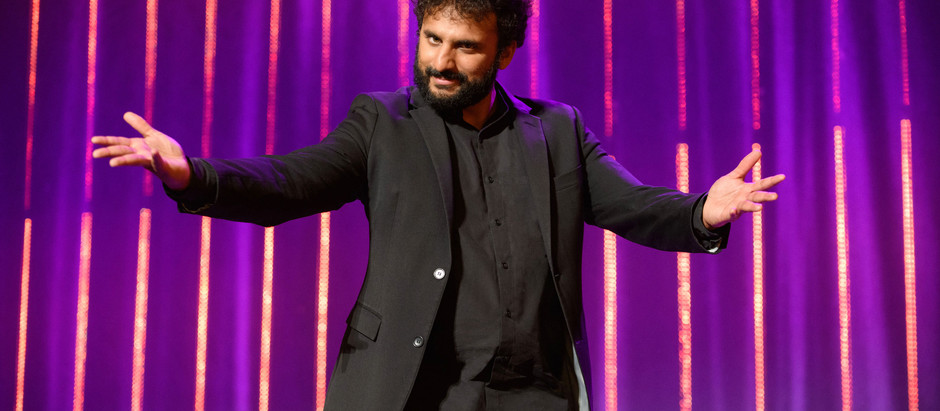 I TALK TO Nish Kumar
