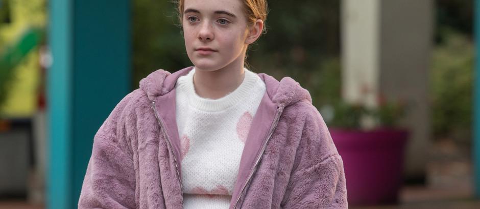 Ella's returns to school in Hollyoaks  overshadowed by online trolls