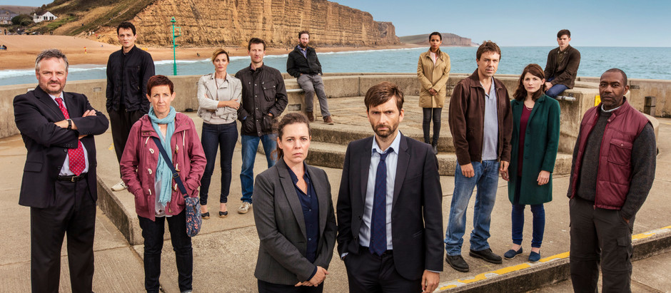 FIRST LOOK Broadchurch (Series 3)
