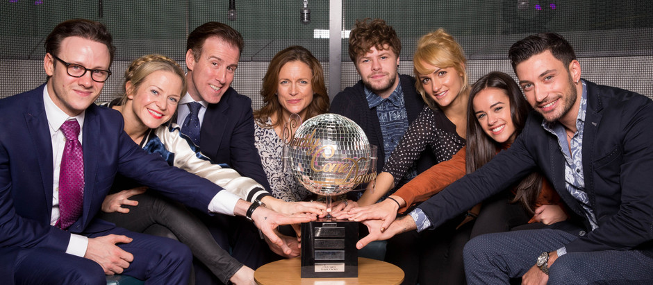 I TALK TO Strictly Come Dancing Finalists 2015