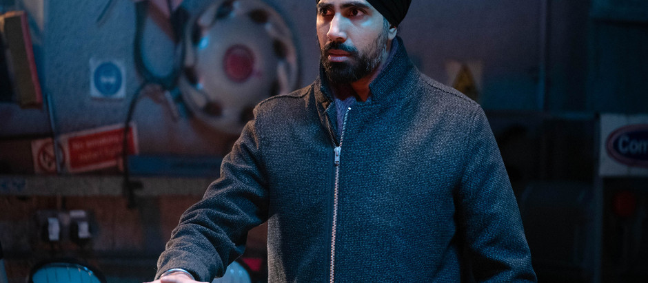 Kheerat and Vinny in danger after offering to go into business with Ben in EastEnders