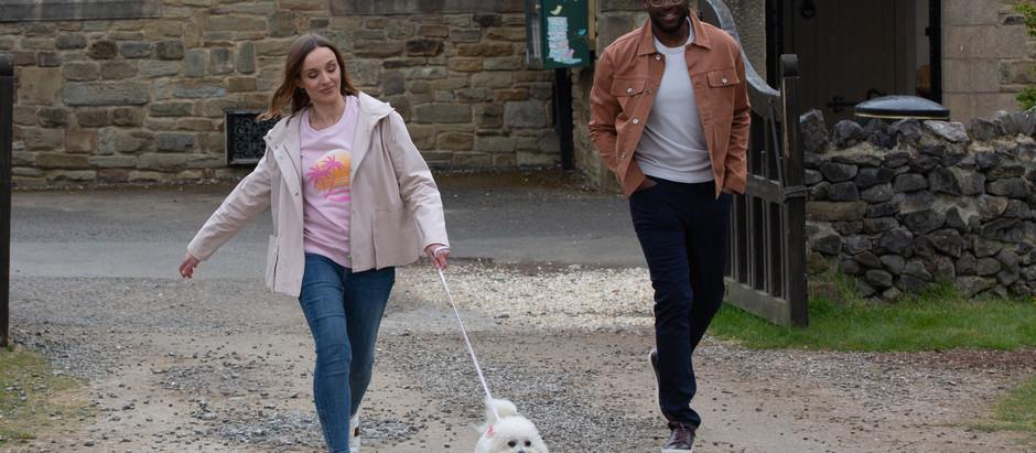 Meena tries to jinx Andrea's trip with Charles in Emmerdale