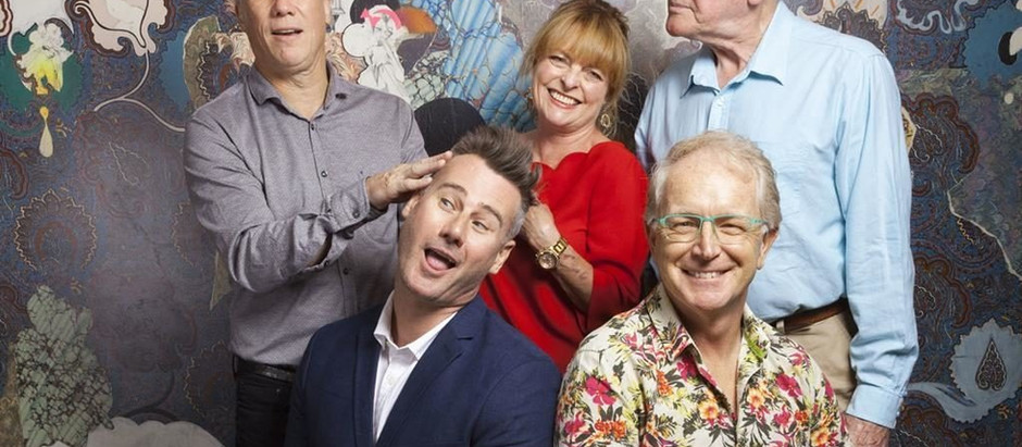 17 Familiar TV Faces Appearing at the 2018 Edinburgh Festival Fringe