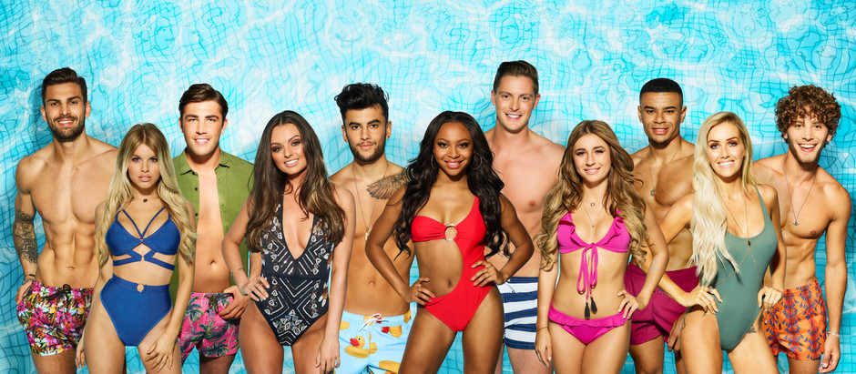 FIRST LOOK Love Island 2018