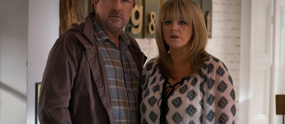 I TALK TO Sally Lindsay