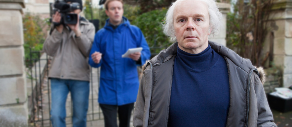 I TALK The Lost Honour of Christopher Jefferies