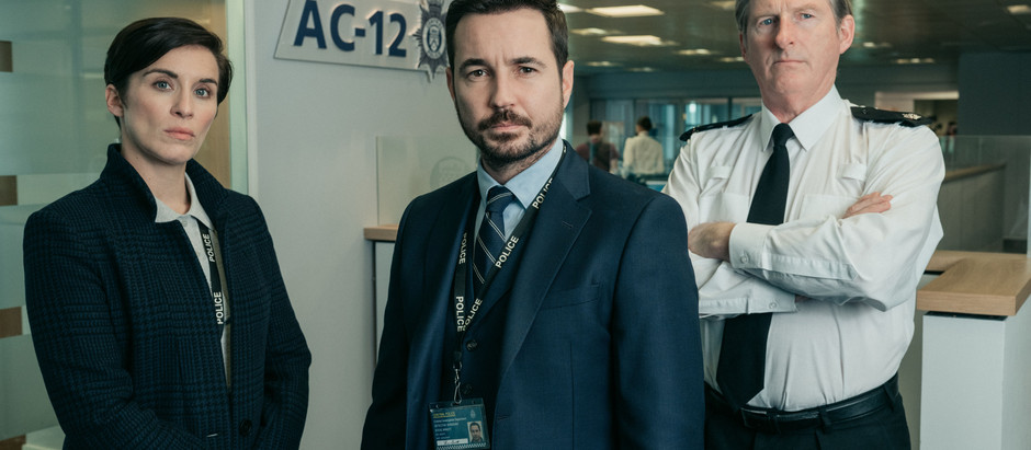 FIRST LOOK Line of Duty (Series 5)