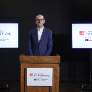 Jack Thorne delivers moving 2021 MacTaggart Lecture at the Edinburgh Television Festival