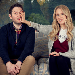 I TALK TO Jon Richardson and Lucy Beaumont