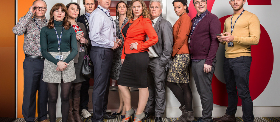 W1A Allows Cameras in for a Third Time