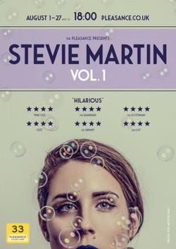 Stevie Martin Poster 2018