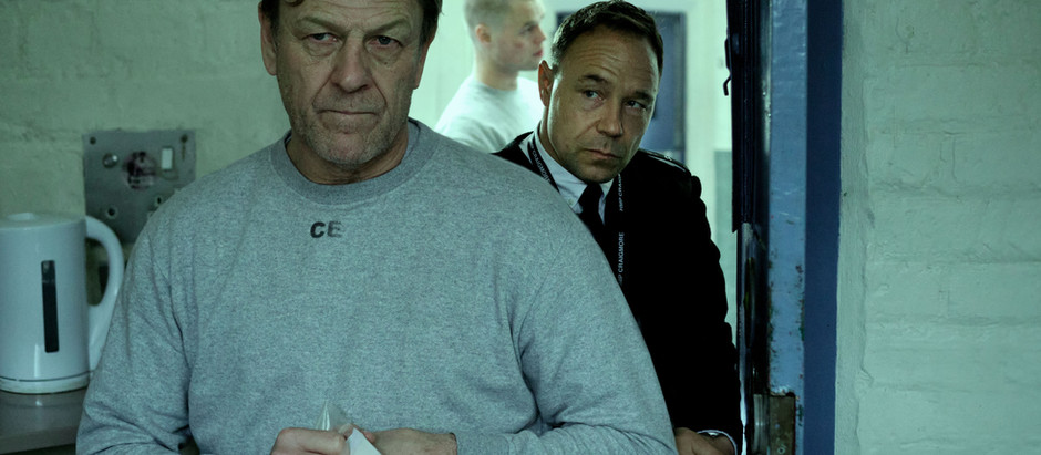 FIRST LOOK Sean Bean and Stephen Graham in new BBC One drama Time