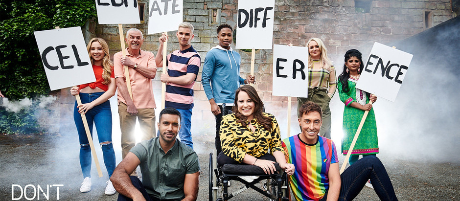 Hollyoaks launch new podcast 'Don't Filter Feelings'