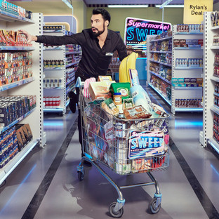 FIRST LOOK Supermarket Sweep