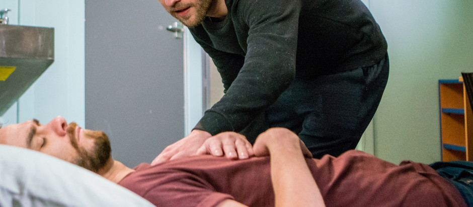 CORRIE SPOILERS Things go from bad to worse for David