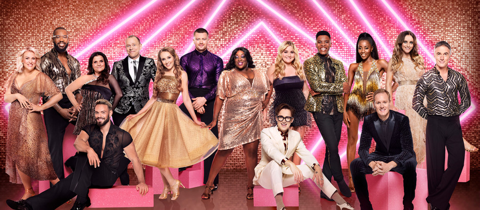 FIRST LOOK Strictly Come Dancing 2021
