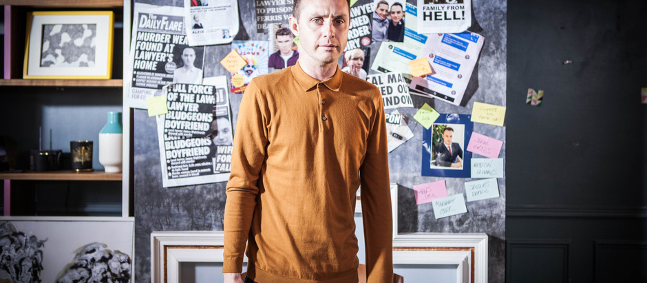 HOLLYOAKS SPOILERS We learn more about James' past