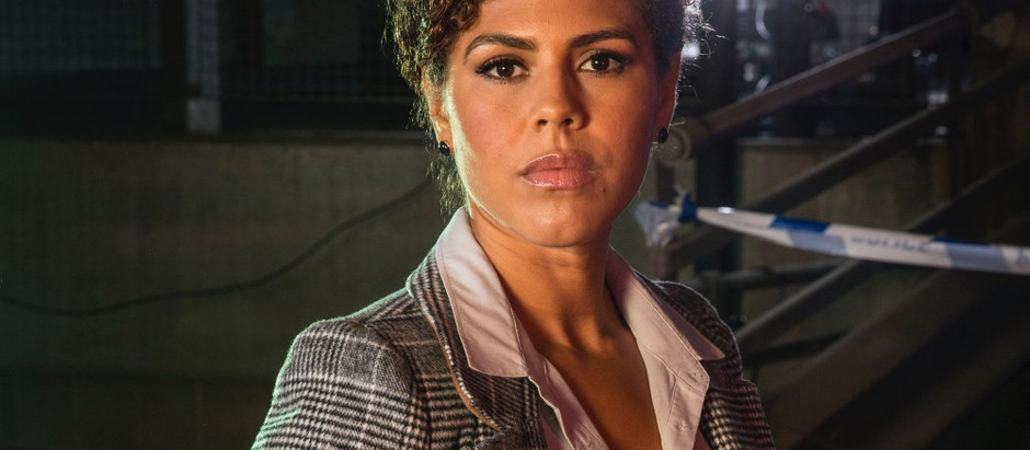 I TALK TO Lenora Crichlow