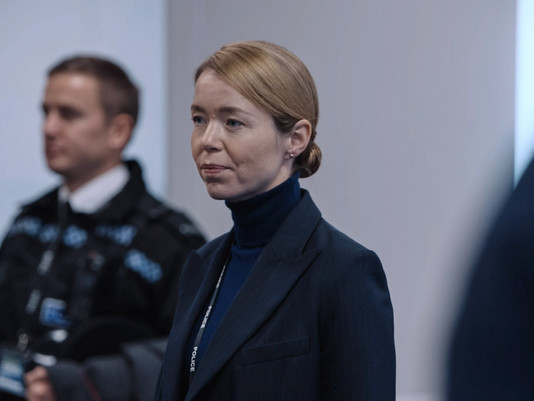 Anna Maxwell Martin returning to Line of Duty