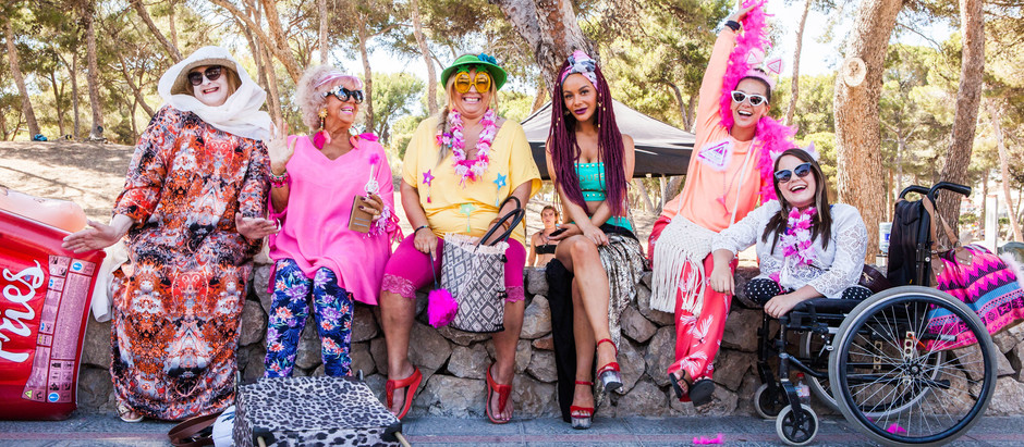 HOLLYOAKS SPOILERS The McQueens hit Magaluf