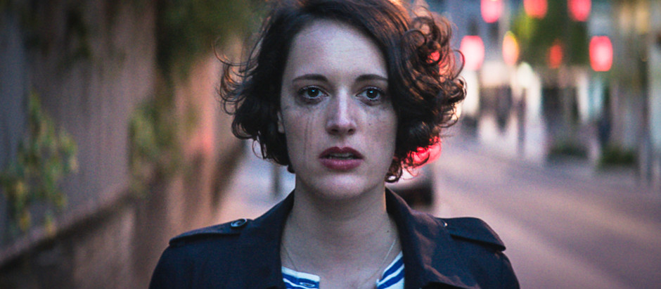 I TALK TO Phoebe Waller-Bridge