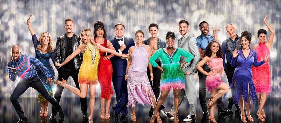 I TALK Strictly Come Dancing (Series 14)