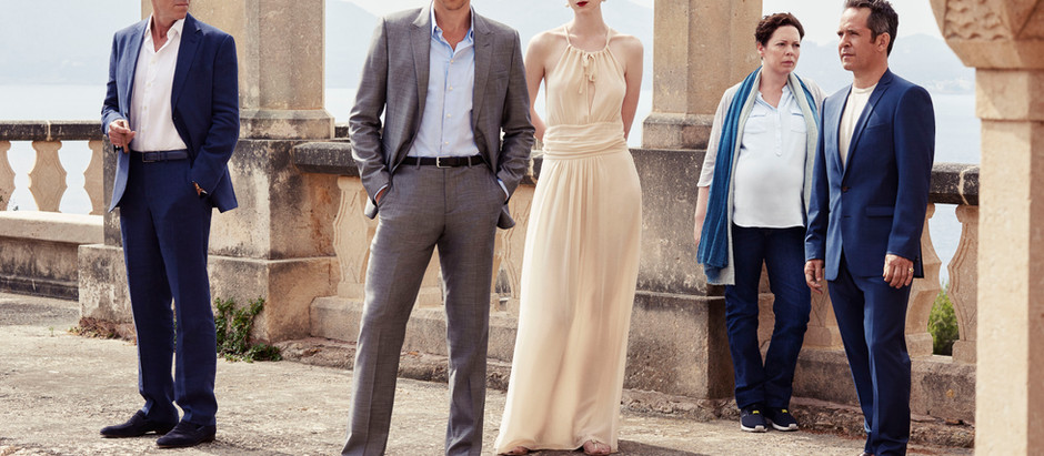 I TALK The Night Manager