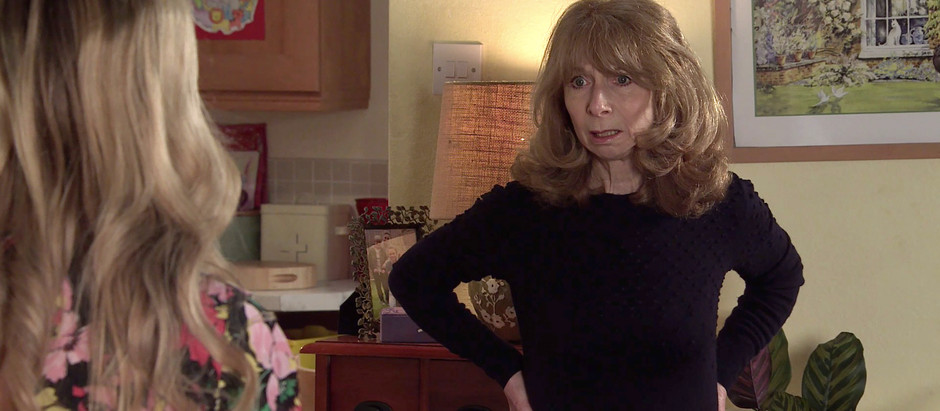 Nick's surprise decision upsets Gail in Corrie