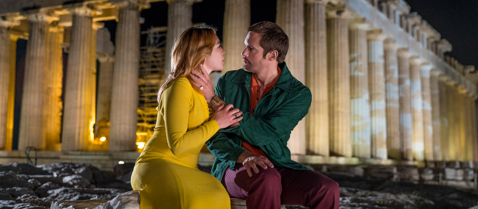 FIRST LOOK The Little Drummer Girl