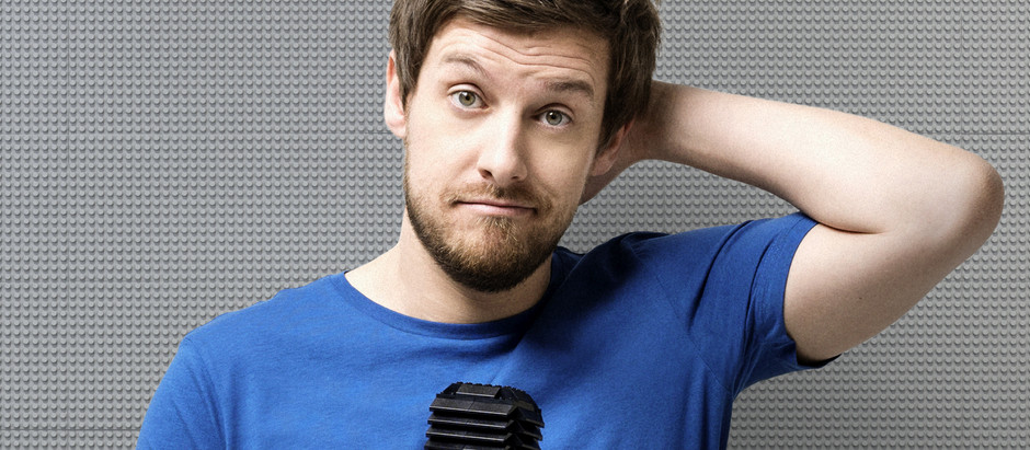 ED FRINGE REVIEW Chris Ramsey, All Growed Up