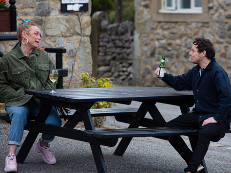 Amy declares her love for Matty in Emmerdale