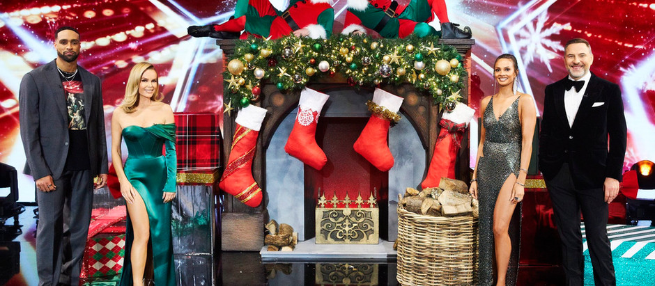 WHAT TO WATCH Christmas Eve, Christmas Day & Boxing Day