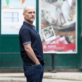 Fergus and Warren carry out Price Slice heist in Hollyoaks in latest revenge plan