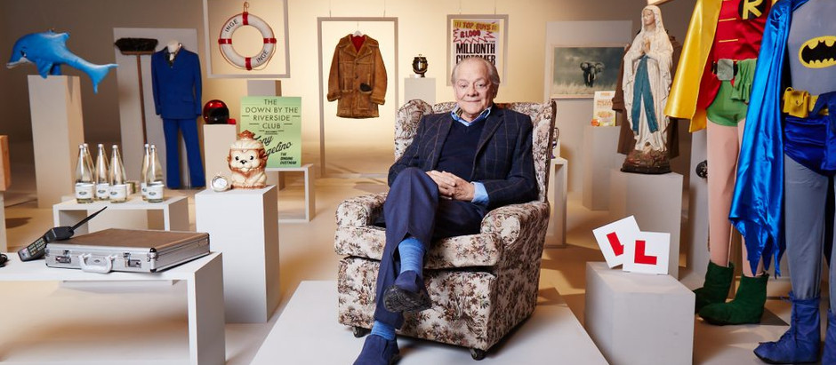 Gold to Celebrate the Life and Work of Sir David Jason with Two New Shows