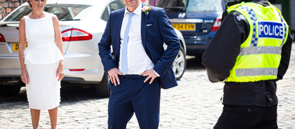 Sally and Tim plan a secret wedding in Corrie