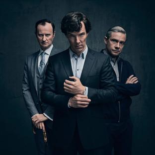 FIRST LOOK Sherlock (Series 4)