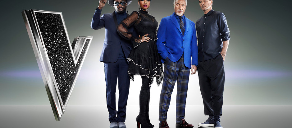 FIRST LOOK The Voice UK 2017