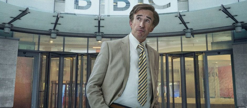 FIRST LOOK This Time with Alan Partridge
