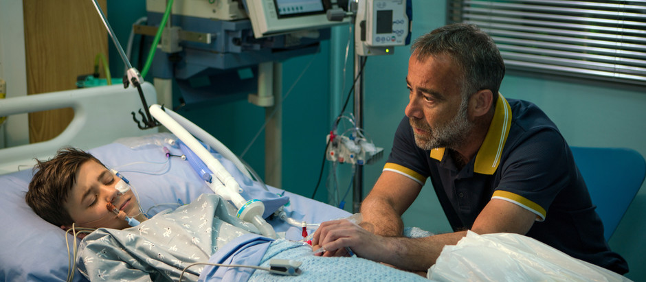 CORRIE SPOILERS It's touch and go for Jack as he collapses