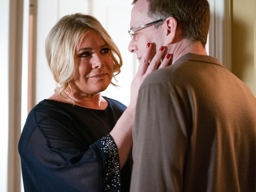 Sharon's revenge plan comes to an end in EastEnders as she invites Ian to a deadly dinner