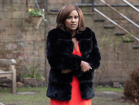 Martine makes a shock Cancer announcement in Hollyoaks
