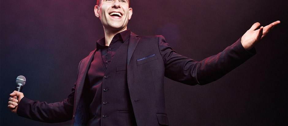 ED FRINGE REVIEW Lee Nelson, Suited & Booted