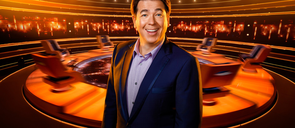 Michael McIntyre's The Wheel returning for an extended second series