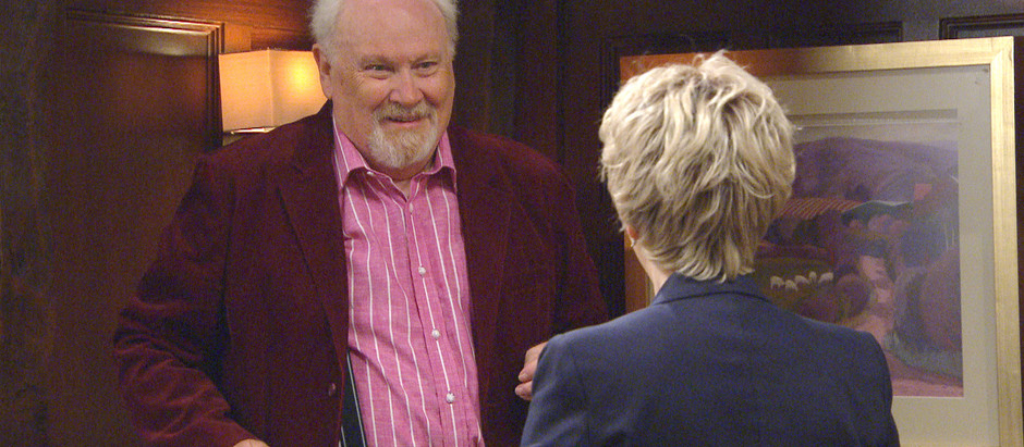 Colin Baker to cameo in Emmerdale later this month