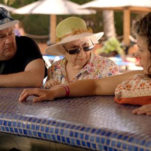 I TALK TO Johnny Vegas, Elsie Kelly & Selina Griffiths