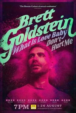 Brett Goldstein Poster 2018