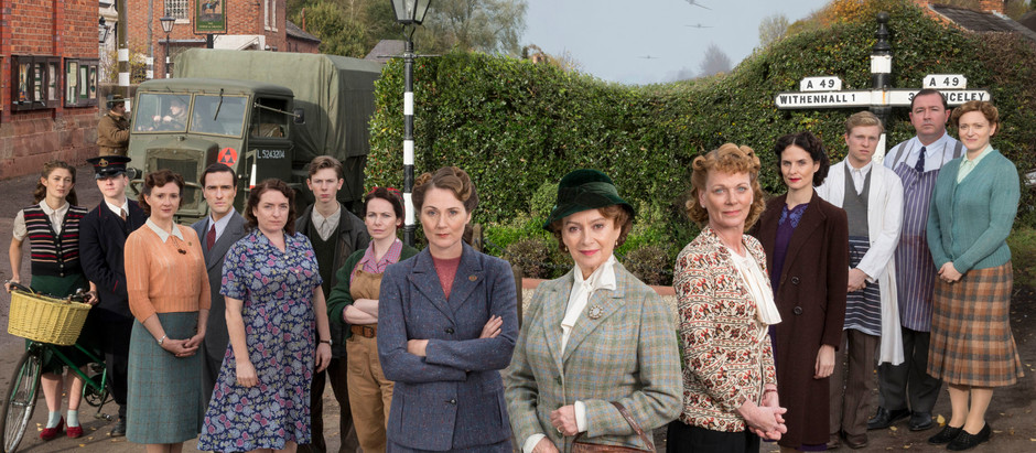 Home Fires voted the number one TV show viewers would like to bring back