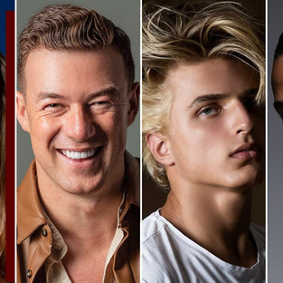 4 new world-class professional dancers complete this year's Strictly line-up