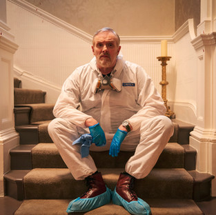 Greg Davies to star in new BBC One comedy The Cleaner